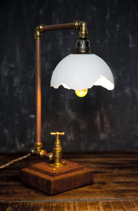 Kraantjeslamp